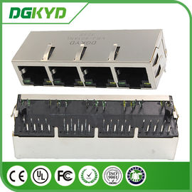China Multi Hafen RJ45 integrierte besteigbare Kommunikation PWBs des Magnetics-8P8C fournisseur